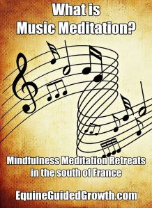 what is music meditation