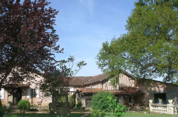 Our dream house in gascony
