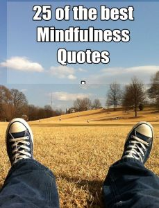 25 of the best Mindfulness Quotes pin