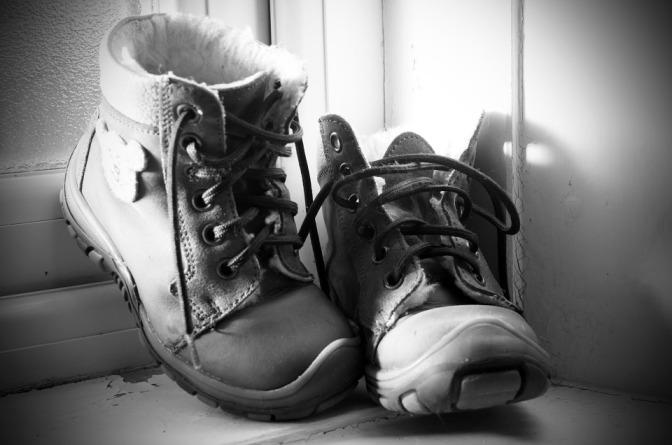 Mundane Monday Challenge Beloved Boots