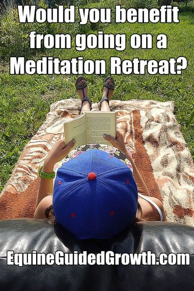 meditation retreat benefits