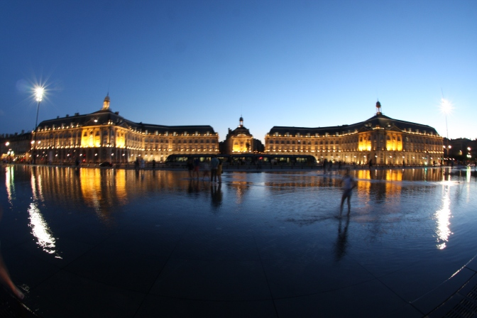 Bordeaux and the Basque Country on holidays