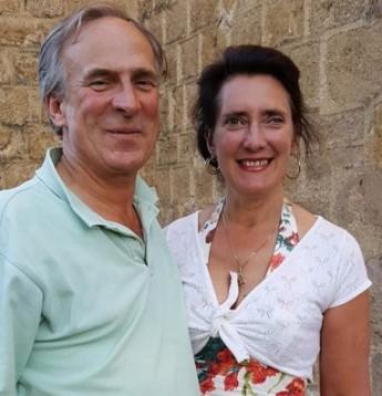 Charles and Margaretha